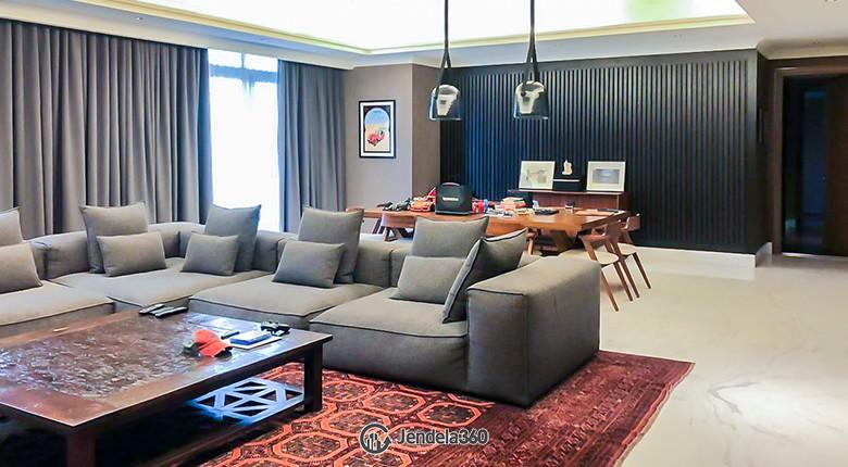 Living Room Botanica Apartment Apartment