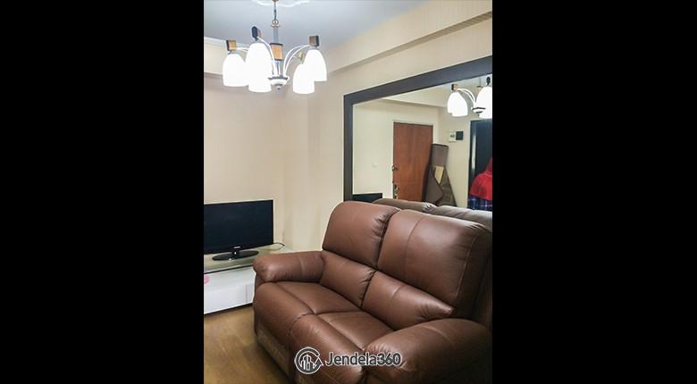 Living Room Cibubur Village Apartment Apartment