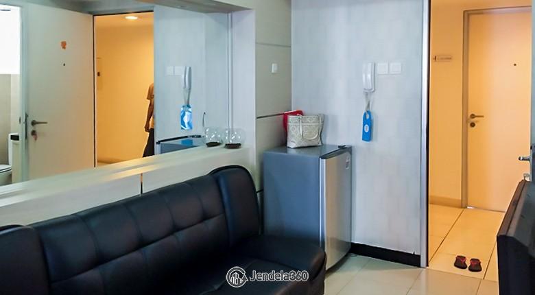 Living Room Green Bay Pluit Apartment Apartment