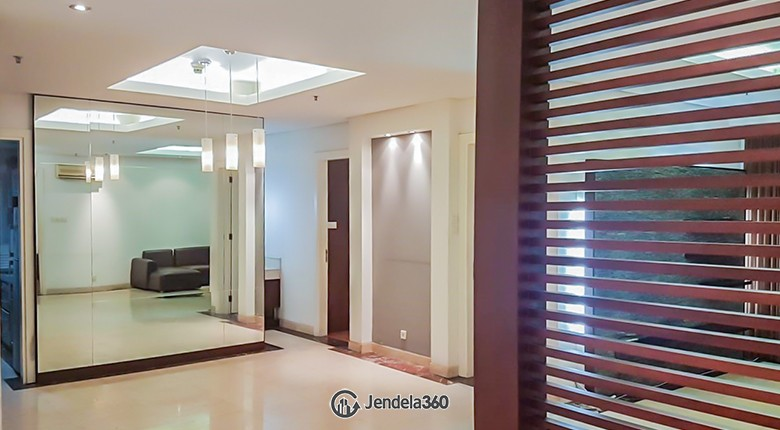 Living Room Apartemen Grand ITC Permata Hijau