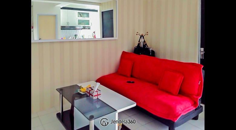Living Room Pancoran Riverside Apartment Apartment