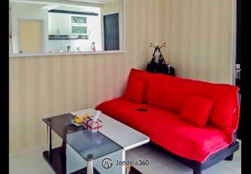 Pancoran Riverside Apartment 1BR Fully Furnished