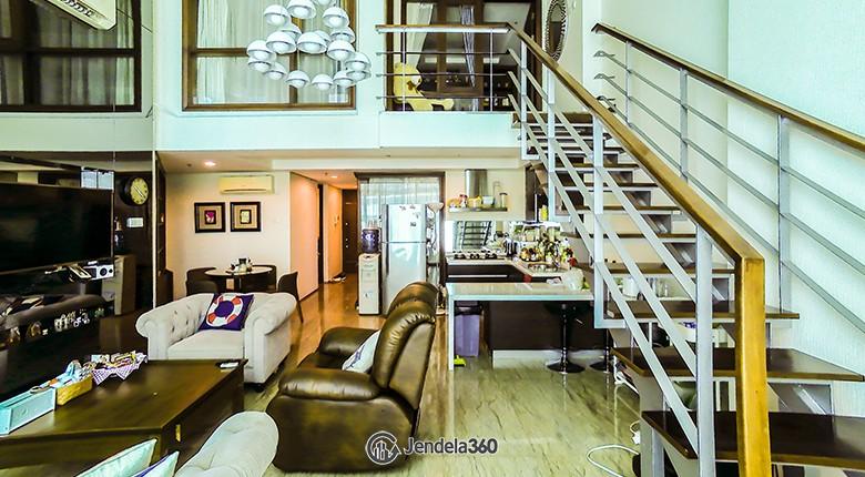 Living Room Bellagio Mansion