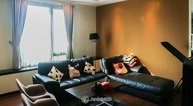 Living Room Ascott Apartment Apartment
