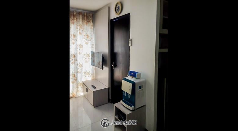 Living Room Apartemen Sentra Timur Residence