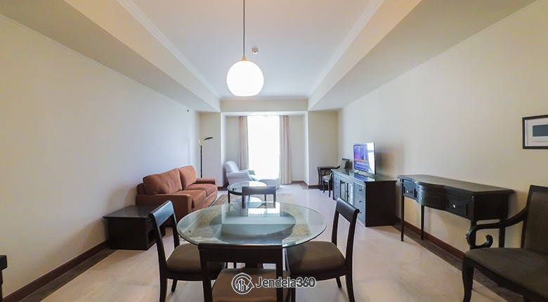 Living Room Casablanca Apartment