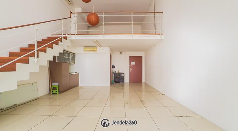 Living Room City Lofts Apartment