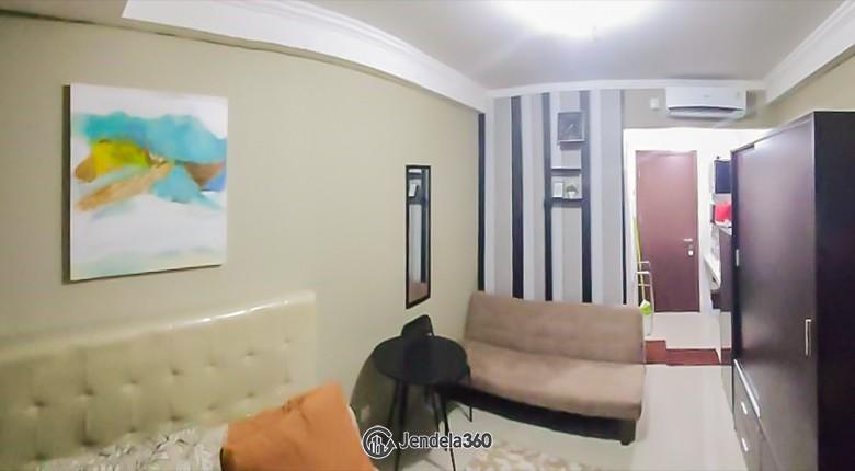 Living Room Apartemen Signature Park Grande