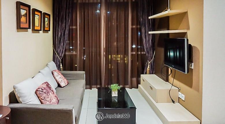 Living Room CBD Pluit Apartment