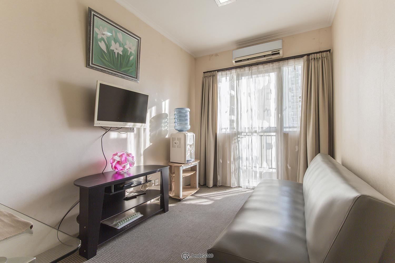 Living Room Maple Park Apartment