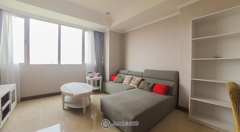 Living Room Puri Imperium Apartment Apartment