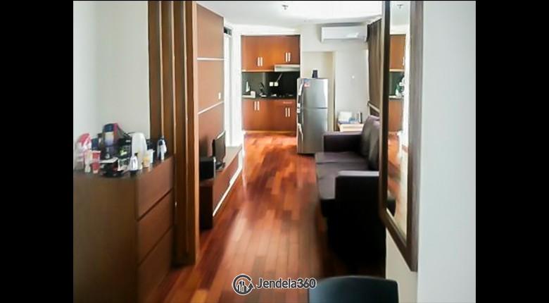 Living Room Menteng Square Apartment Apartment