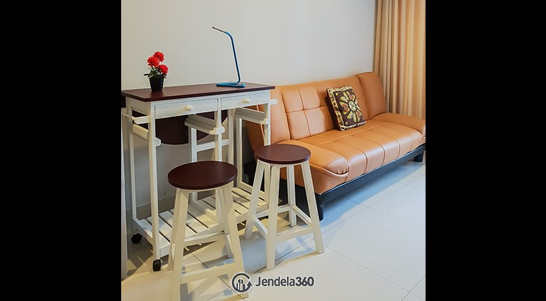 Living Room Apartemen Taman Anggrek Residence