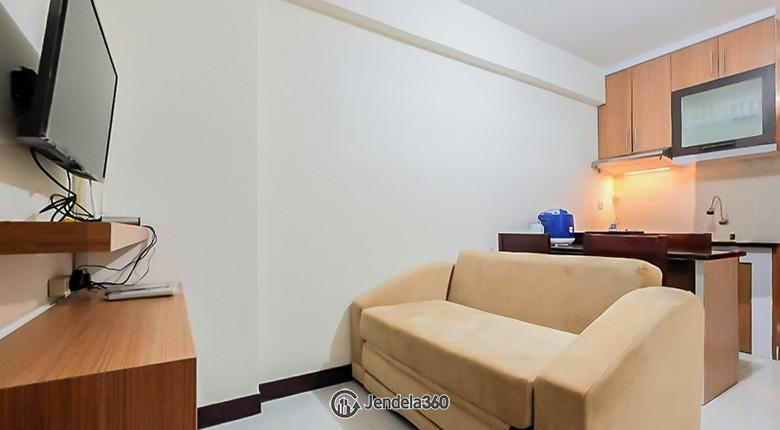 Living Room Cinere Resort Apartment Apartment