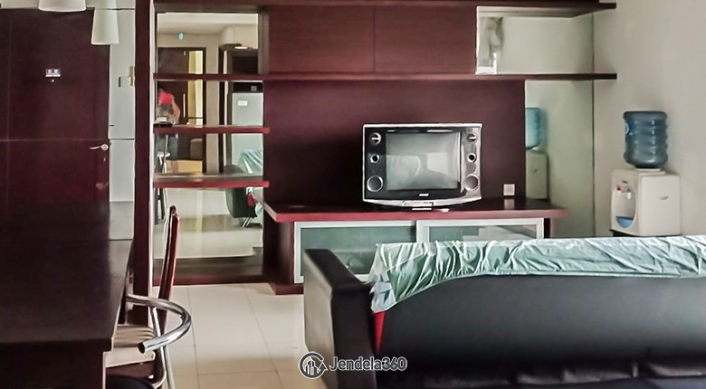 Living Room Mediterania Marina Ancol Apartment
