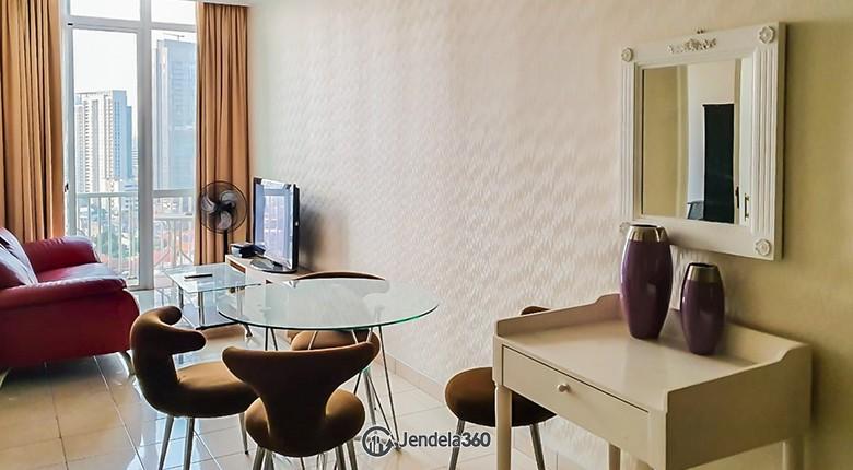Living Room Ambassador 2 Apartment