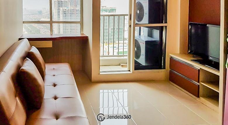Living Room Tifolia Apartment Apartment