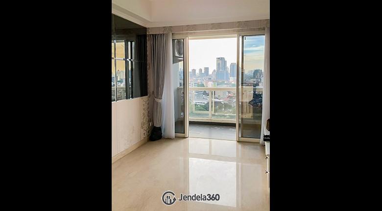 Living Room Menteng Park Apartment