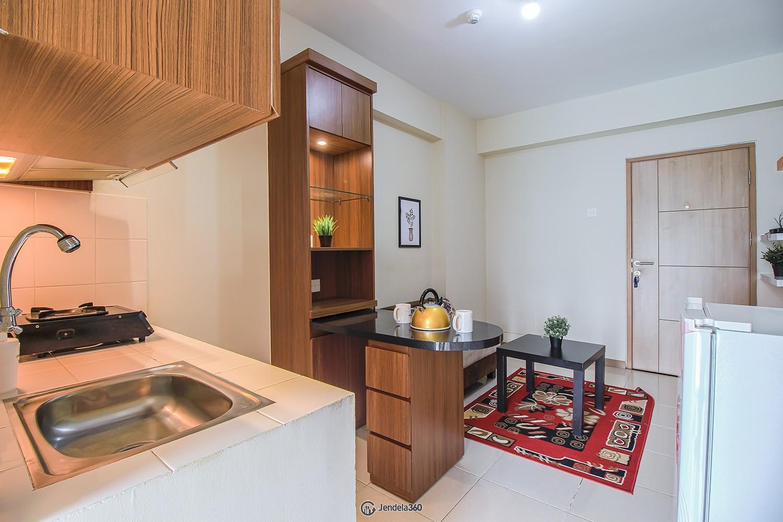 Living Room Apartemen Green Palm Residence