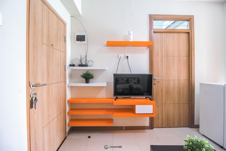 Living Room Green Palm Residence