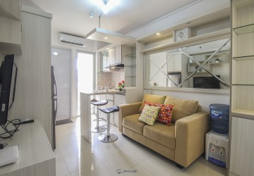 Bassura City Apartment 2BR Tower Alamanda