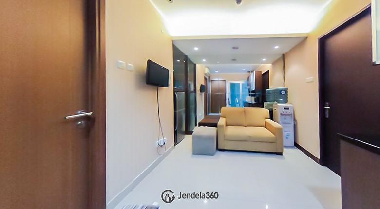 Living Room Apartemen Sahid Sudirman Residence