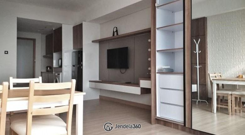 Living Room Skandinavia TangCity Apartment