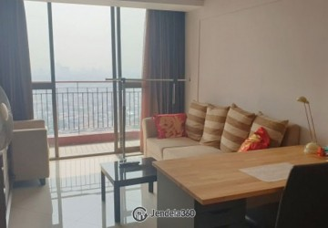 Taman Rasuna Apartment 2BR Fully Furnished