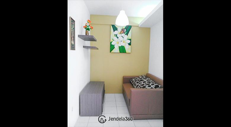 Living Room Pancoran Riverside Apartment