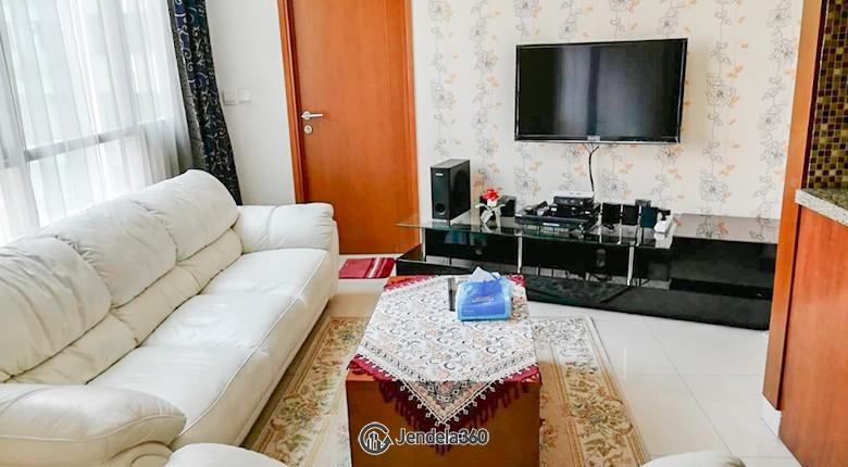 Living Room Sahid Sudirman Residence Apartment