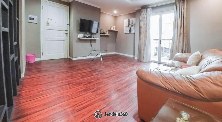 Living Room Gading Resort Residence