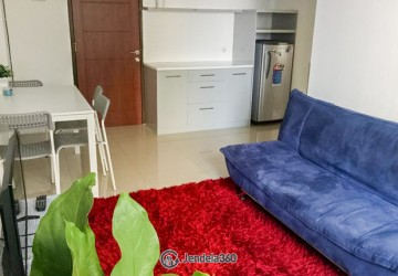 Kebagusan City Apartment 2BR View city