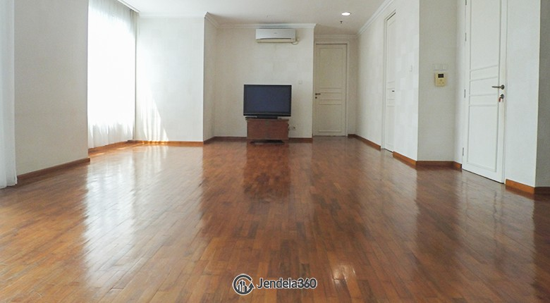 Living Room Essence Darmawangsa Apartment Apartment
