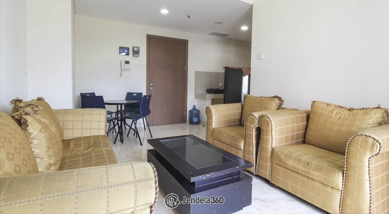 Living Room Puri Orchard Apartment