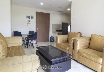 Puri Orchard Apartment 2BR Tower Orange Groove