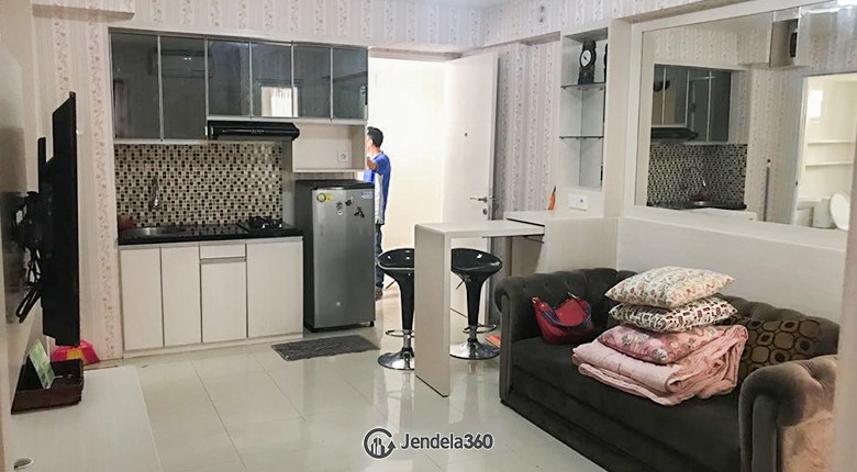 Living Room Bassura City Apartment Apartment