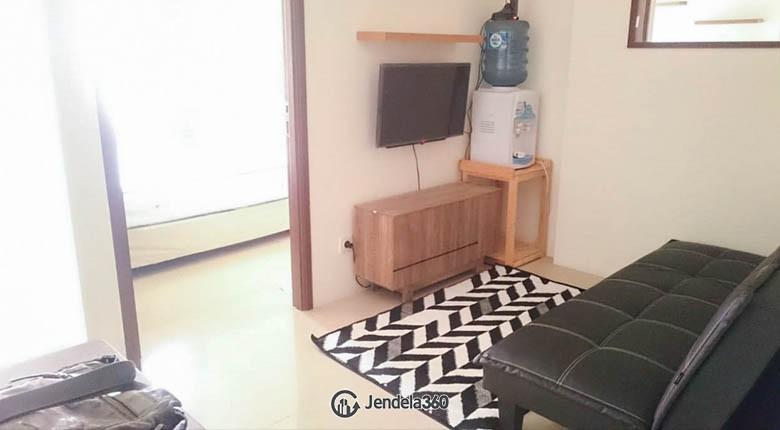 Living Room Apartemen Northland Ancol Residence