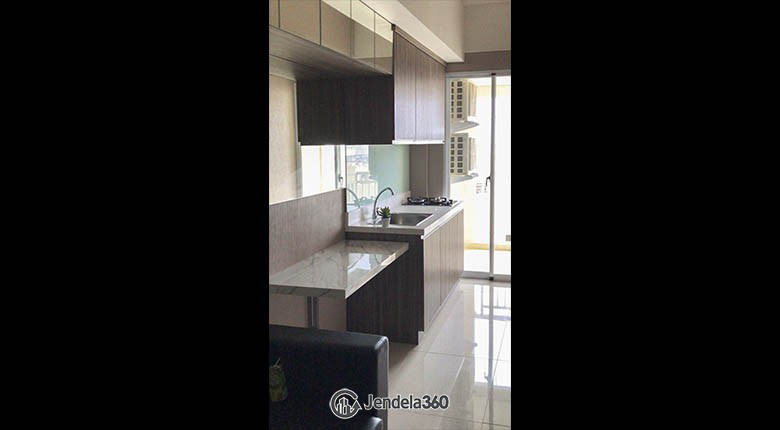 Living Room Vittoria Residence Apartment