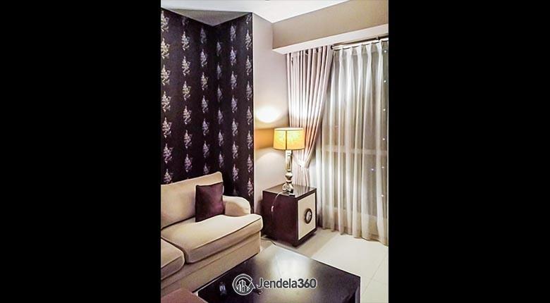 Living Room Gandaria Heights Apartment Apartment