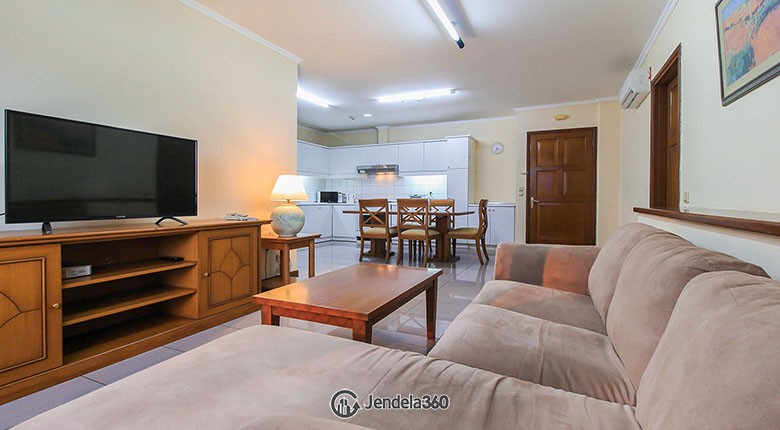 Living Room Pondok Club Villa Apartment