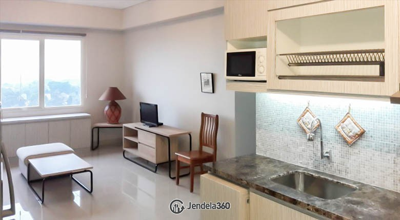 Living Room Aspen Residence Apartment Apartment