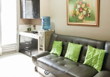 Kalibata City Apartment 2BR View Lapangan Futsal