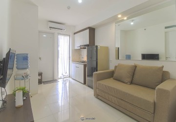 Bassura City Apartment 2BR Fully Furnished