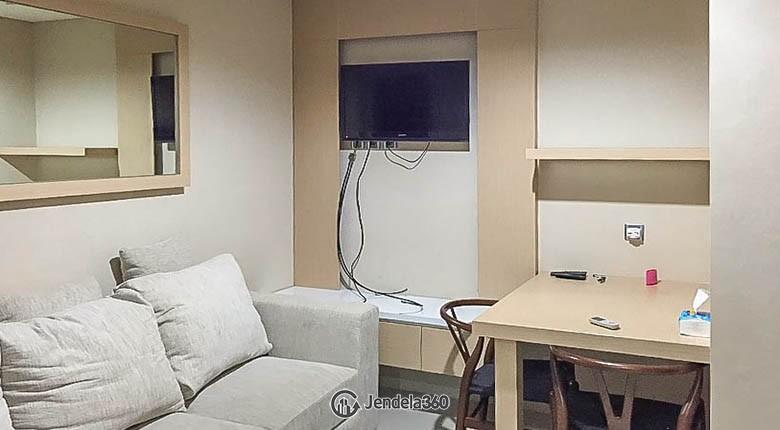 Living Room Tamansari Semanggi Apartment Apartment