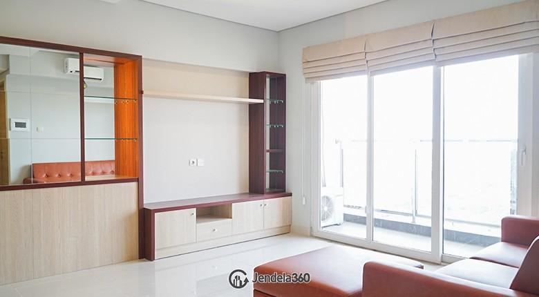 Living Room Maqna Residence