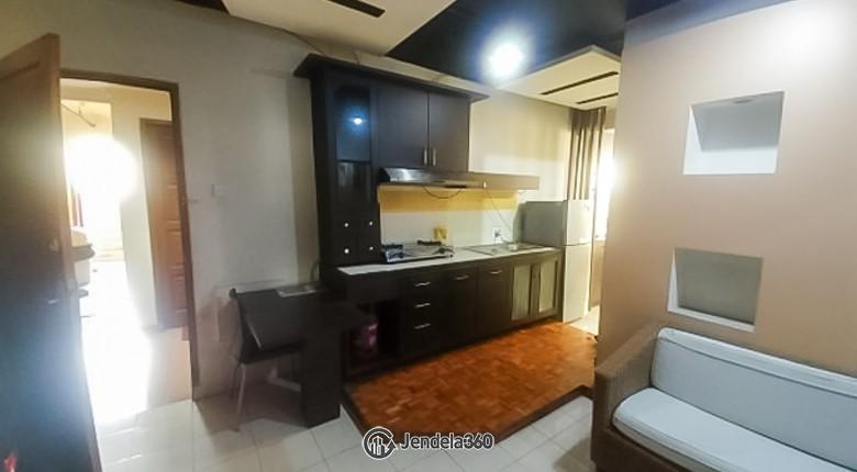 Living Room Permata Eksekutif Apartment