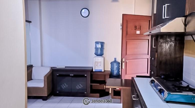 Living Room Apartemen Permata Eksekutif Apartment