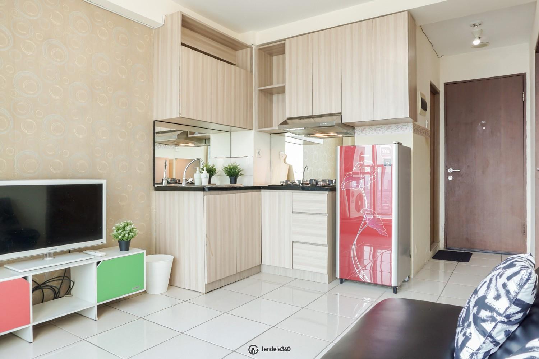 Living Room Apartemen Tifolia Apartment
