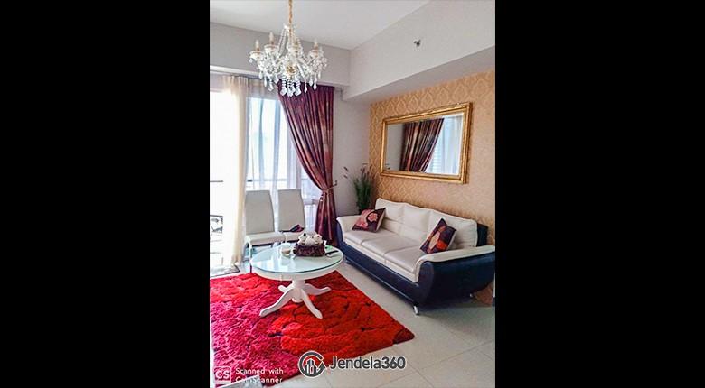 Living Room Apartemen Ambassade Residences
