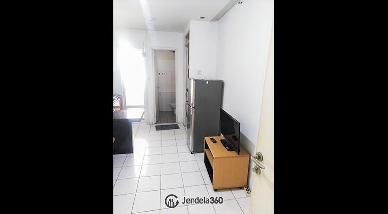 Living Room Apartemen Gading Nias Apartment